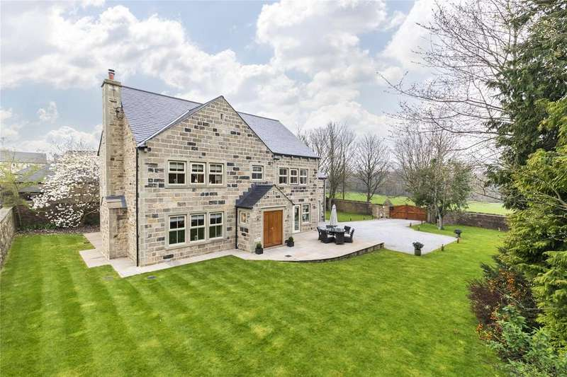 5 Bedrooms Detached House for sale in Sheriff Lane, Bingley, West Yorkshire, BD16