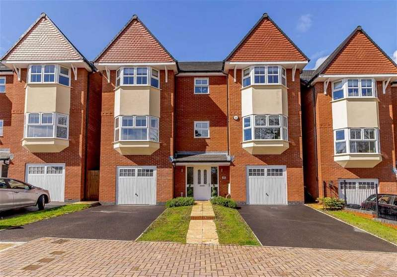 5 Bedrooms Detached House for sale in Broadleaf Way, Newport