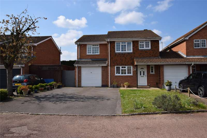 4 Bedrooms Link Detached House for sale in Kitwood Drive, Lower Earley, Berkshire, RG6
