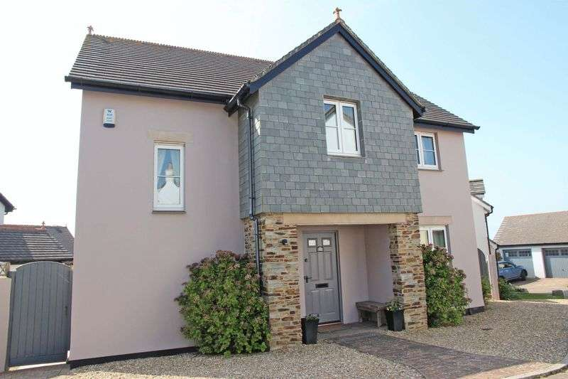 3 Bedrooms Property for sale in Jubilee Close Cubert, Newquay