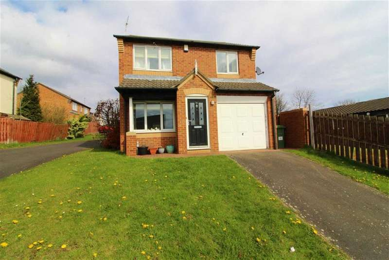 3 Bedrooms Detached House for sale in Shunner Close, Mayfield, Washington