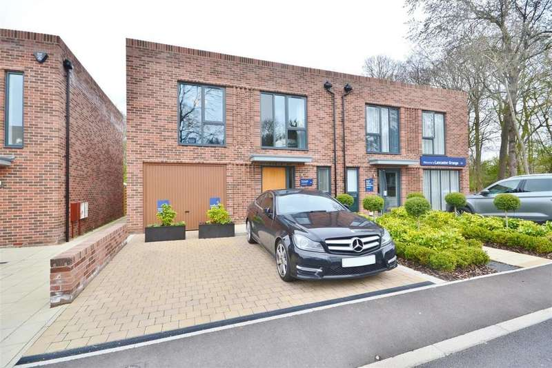4 Bedrooms Semi Detached House for sale in The Kestrels, Bricket Wood, St. Albans