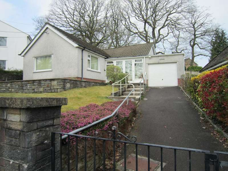 2 Bedrooms Detached Bungalow for sale in Heol Fargoed, Bargoed CF81