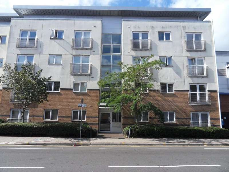 2 Bedrooms Apartment Flat for sale in Fennel Street, Loughborough