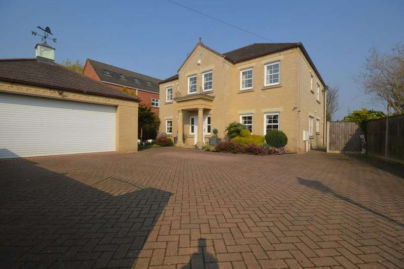 4 Bedrooms Detached House for sale in Honeycombe House