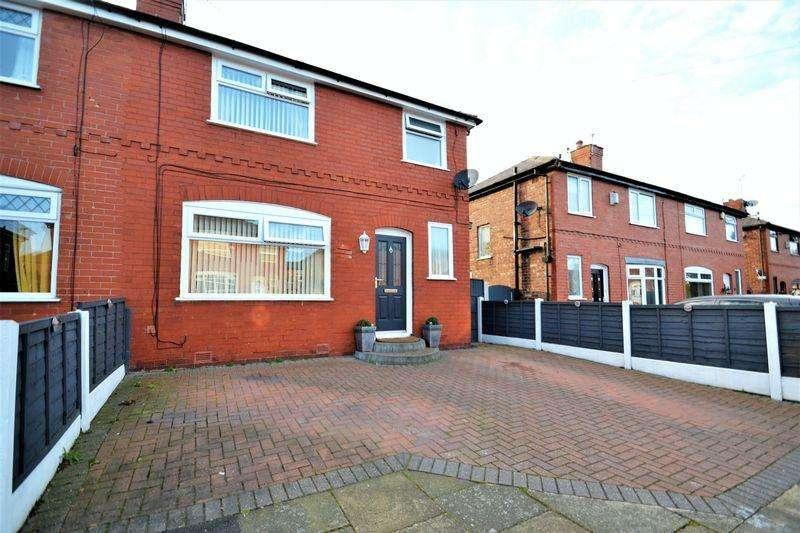 3 Bedrooms Semi Detached House for sale in Heathfield Drive, Swinton, Manchester