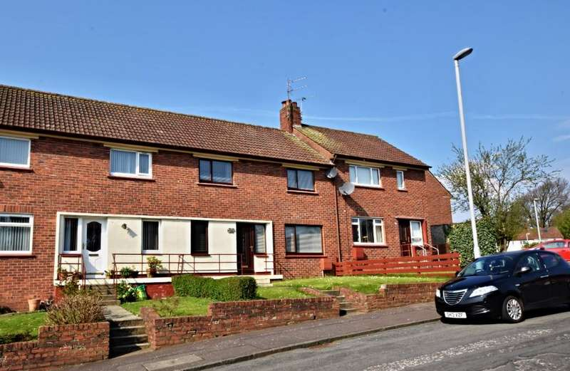 3 Bedrooms Terraced House for sale in Annfield Glen Road, Ayr, South Ayrshire, KA7 3RT