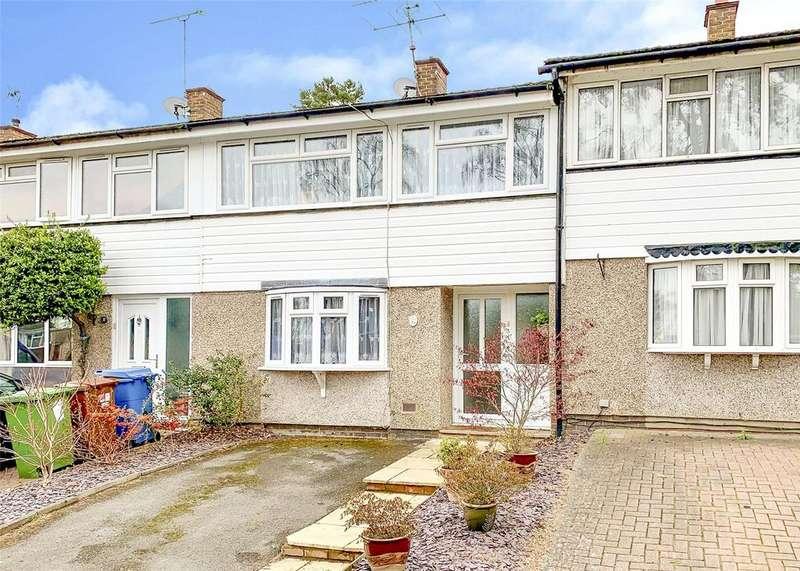 3 Bedrooms Terraced House for sale in Segsbury Grove, Bracknell, Berkshire, RG12