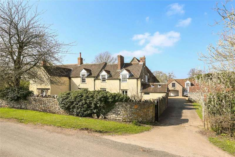 5 Bedrooms Detached House for sale in Backwell Common, Backwell, North Somerset, BS48