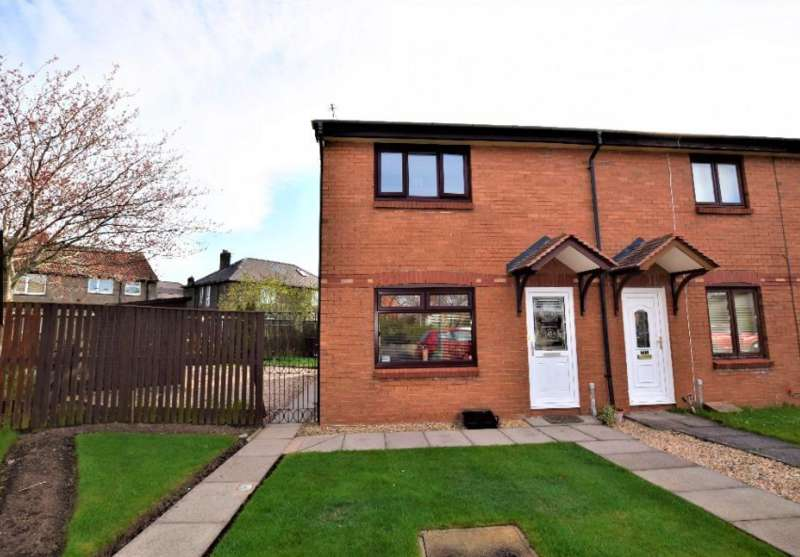3 Bedrooms Terraced House for sale in Forge Road, Ayr KA8
