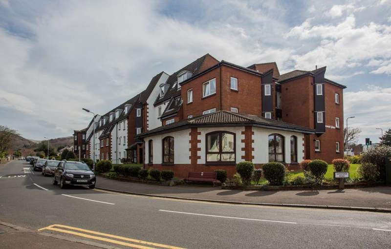 1 Bedroom Flat for sale in 32 Homemount House, Gogoside Road, Largs, KA30 9LS