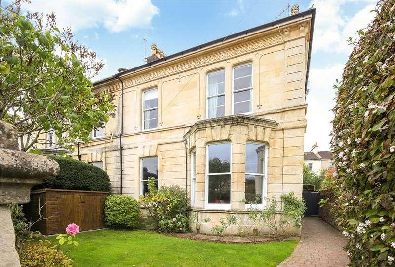 4 Bedrooms Semi Detached House for sale in Elgin Park, Redland, Bristol, BS6