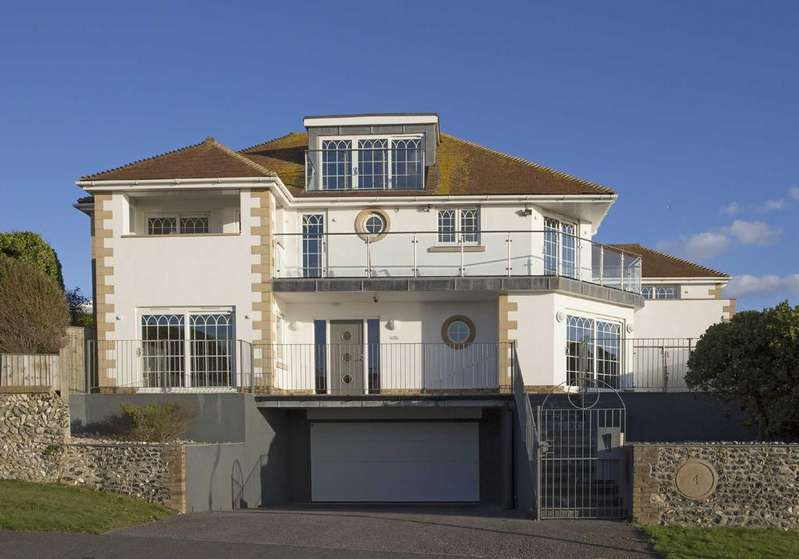 6 Bedrooms Detached House for sale in Newlands Road, Rottingdean, East Sussex, BN2