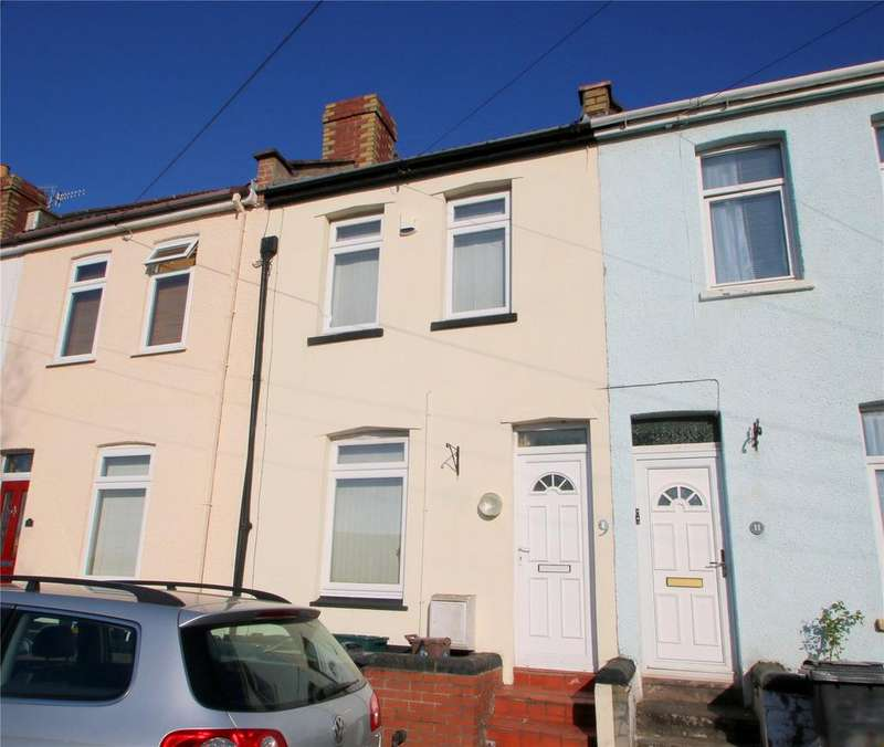 3 Bedrooms Terraced House for sale in Thanet Road, Chessels, Bristol, BS3