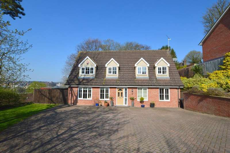 4 Bedrooms Detached House for sale in Farnley Grove, Luton, Bedfordshire, LU2 0BN