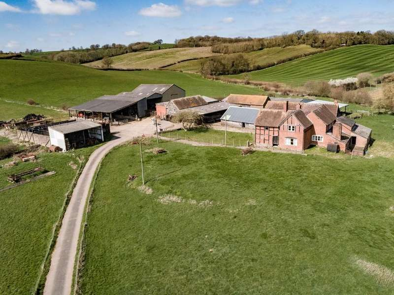 Farm Commercial for sale in Avenbury Lane, Avenbury, Bromyard