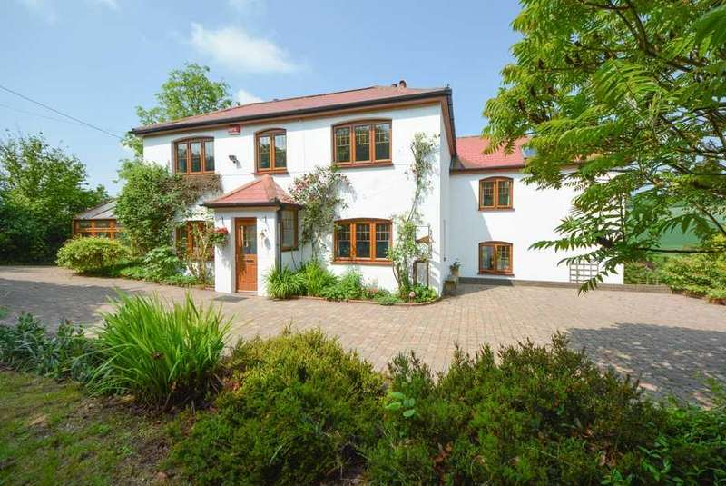 5 Bedrooms Detached House for sale in Barham, CT4