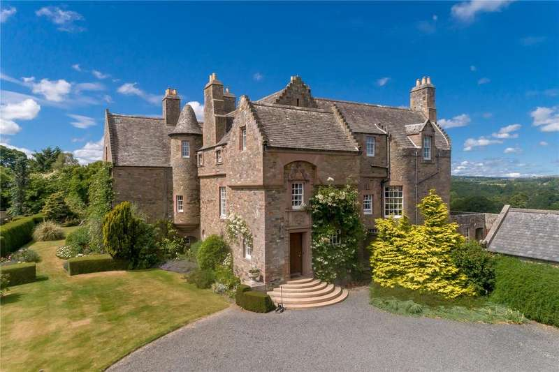 6 Bedrooms Detached House for sale in Braehead House, St Boswells, Melrose, Scottish Borders