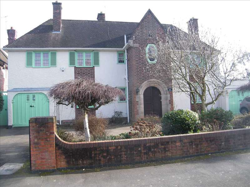 4 Bedrooms Detached House for sale in Southernhay Road, Leicester