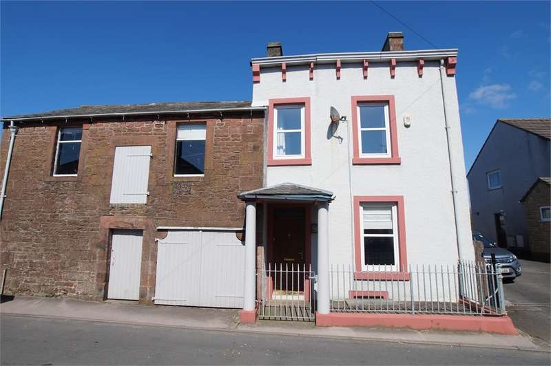 4 Bedrooms Detached House for sale in CA22 2LX Hagget End, Grove Road, Egremont, Cumbria
