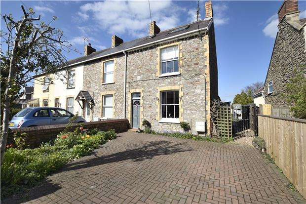 3 Bedrooms End Of Terrace House for sale in North Street, Oldland Common, BS30 8TP