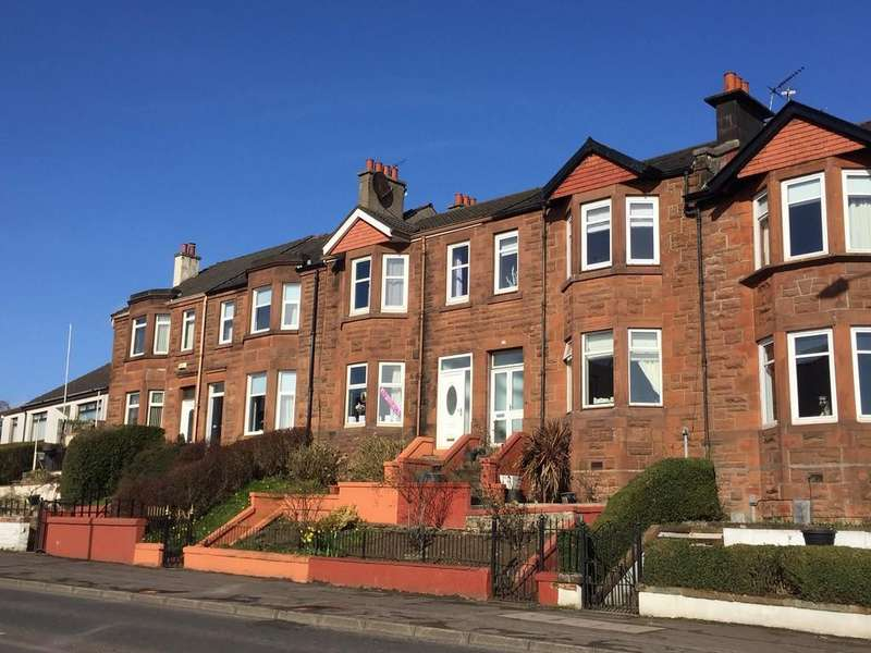 3 Bedrooms Terraced House for sale in Montrose Street, Clydebank G81 2PD