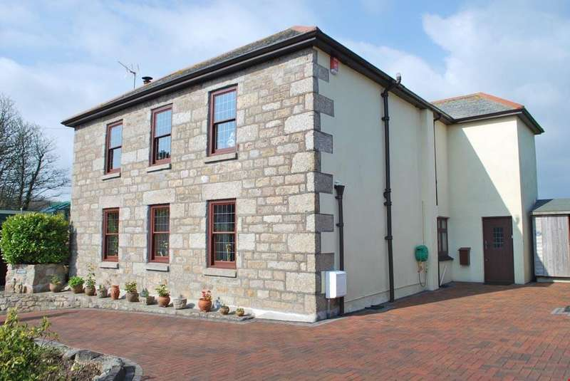 4 Bedrooms Detached House for sale in Lelant, Nr. St Ives, Cornwall