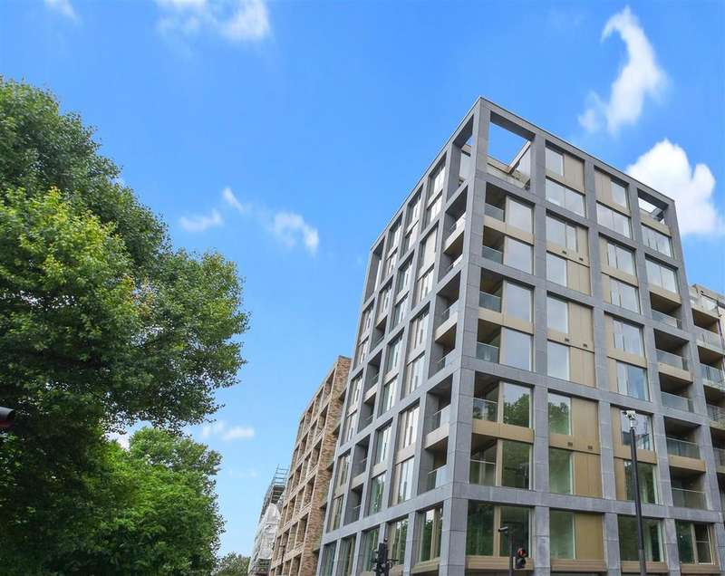 2 Bedrooms Flat for sale in Eyre Court, Pentonville Road, London