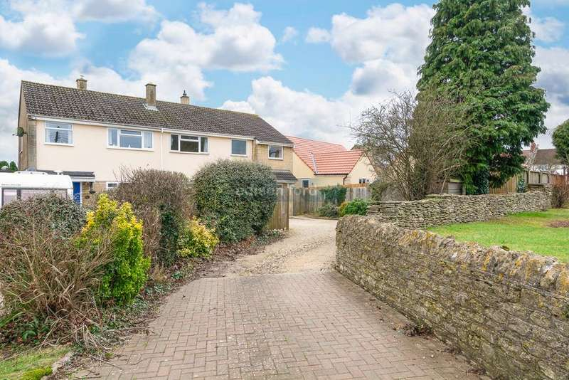 4 Bedrooms Semi Detached House for sale in France Lane, Hawkesbury Upton, Badminton, GL9