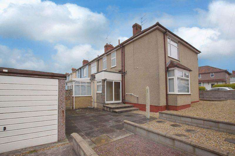3 Bedrooms End Of Terrace House for sale in Stepney Walk, Bristol, BS5 9AX