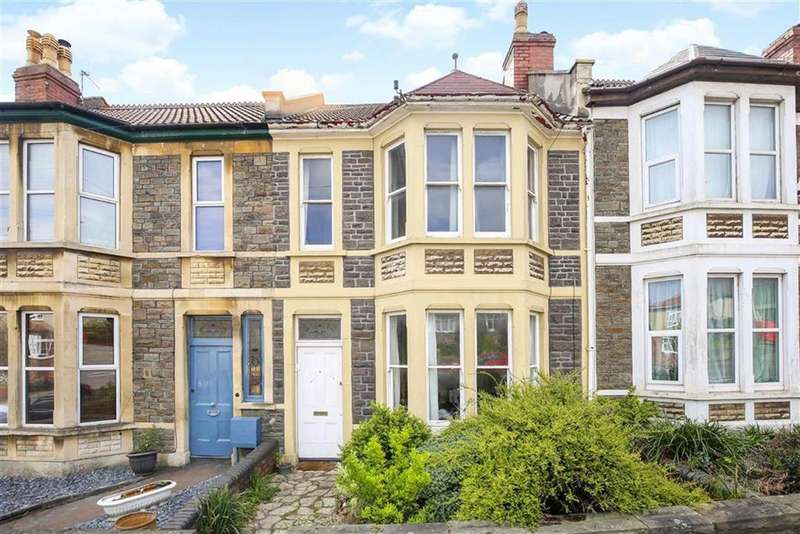 3 Bedrooms Terraced House for sale in Wellington Hill, Horfield