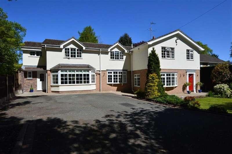 6 Bedrooms Detached House for sale in St Davids Lane, Noctorum, CH43