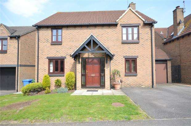 4 Bedrooms Detached House for sale in Darby Vale, Warfield, Bracknell