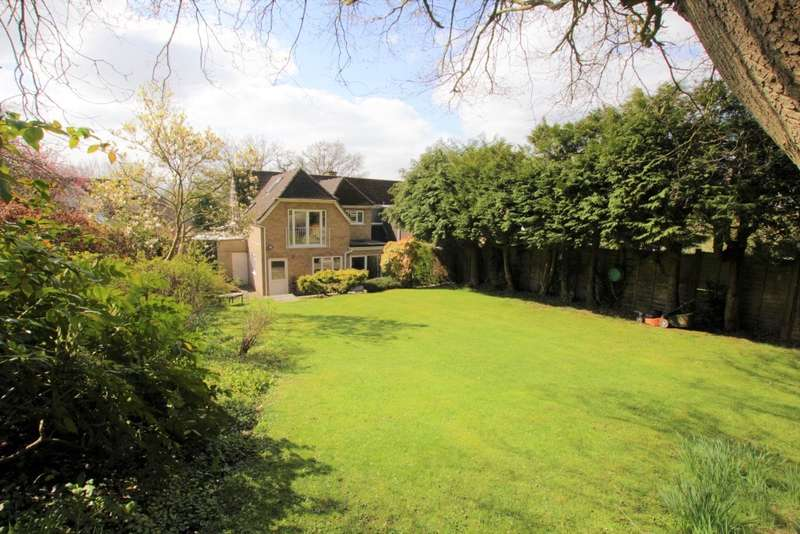 4 Bedrooms Semi Detached House for sale in Kiln Ride, Upper Basildon, Reading, RG8