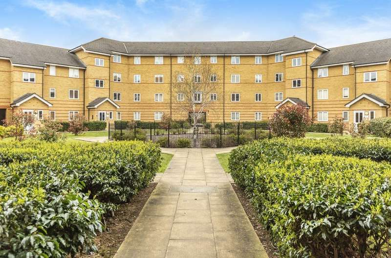 1 Bedroom Flat for sale in Stanley Close, London