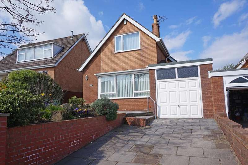 2 Bedrooms Detached Bungalow for sale in Warbreck Hill Road Bispham