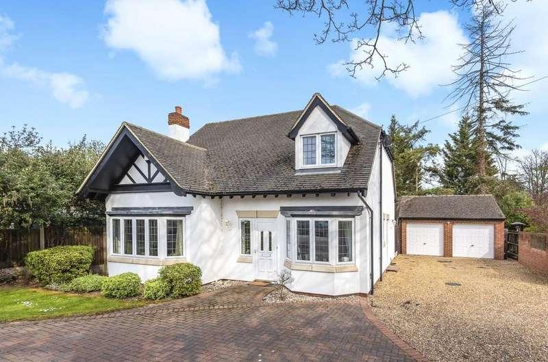 3 Bedrooms Detached House for sale in Windmill Hill, Biddenham, Bedford, Bedfordshire, MK40