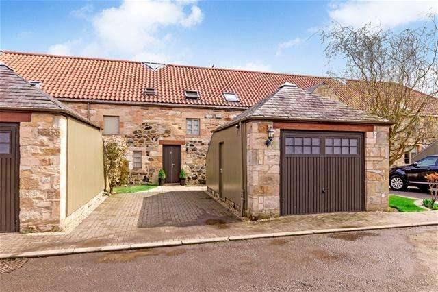 3 Bedrooms Terraced House for sale in Drovers Bank, Philpstoun, Linlithgow