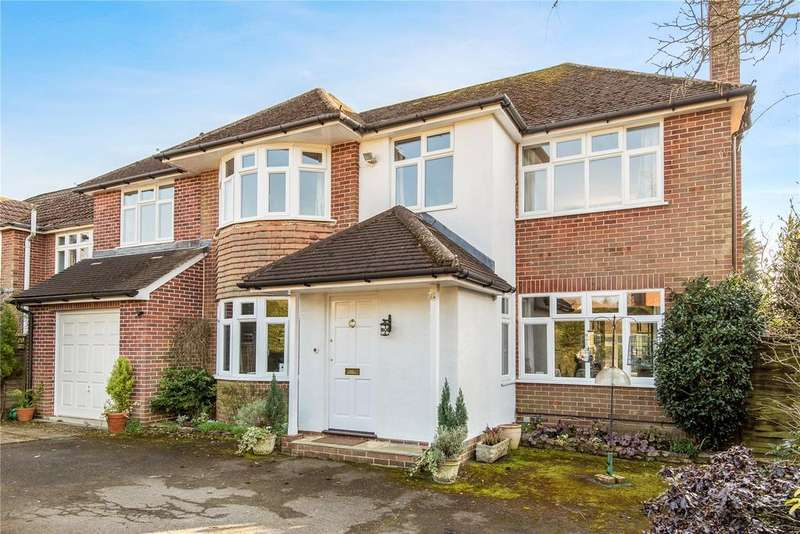 4 Bedrooms Detached House for sale in Grosvenor Road, Chandler's Ford, Hampshire, SO53