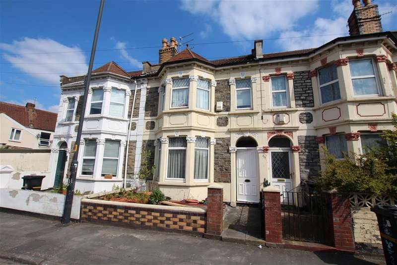 3 Bedrooms Terraced House for sale in Belle Vue Road, Easton, Bristol, BS5 6DR