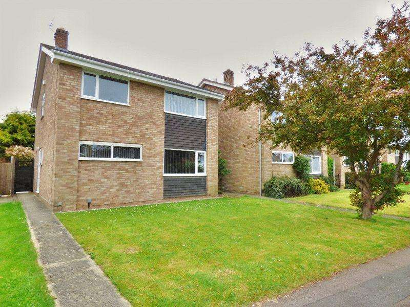 4 Bedrooms Detached House for sale in Grebe Close, Abbeydale, Gloucester