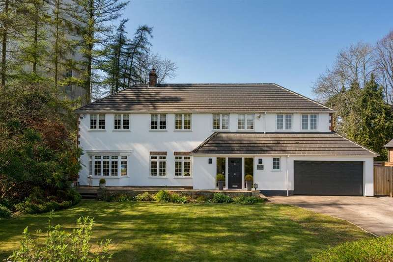 5 Bedrooms Detached House for sale in Tower Close, Berkhamsted