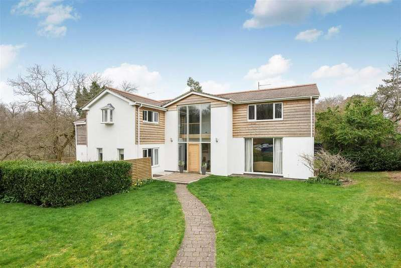 5 Bedrooms Detached House for sale in North Road, Leigh Woods
