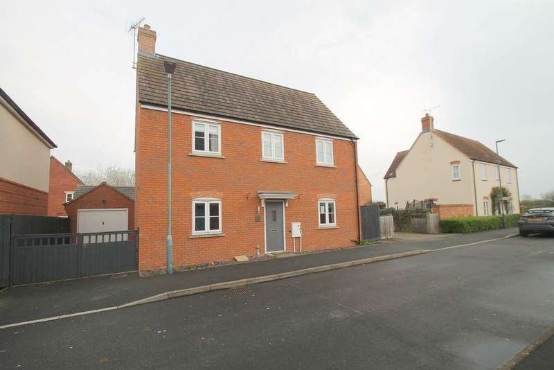 4 Bedrooms Detached House for sale in Nightingale Way, Walton Cardiff, Tewkesbury