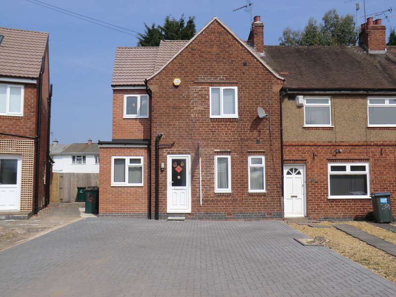 8 Bedrooms Semi Detached House for rent in Charter Avenue, Canley