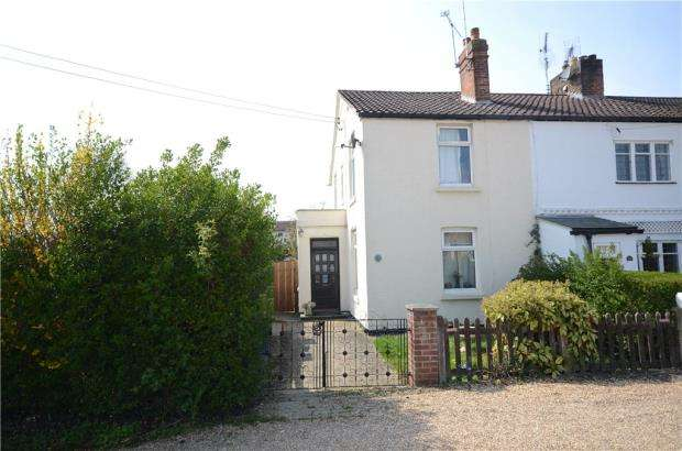 2 Bedrooms Semi Detached House for sale in Green Lane, Sandhurst, Berkshire