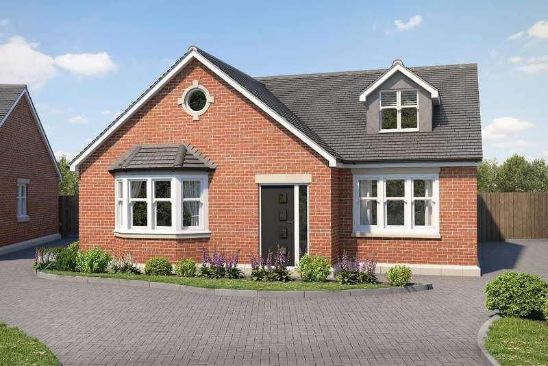 4 Bedrooms Detached House for sale in Briarcliffe Gardens, Gubbeford Lane, Cabus, Lancashire, PR3 1PS