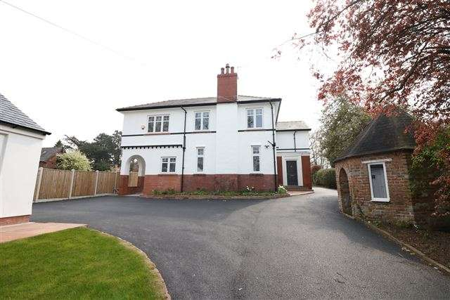 5 Bedrooms Detached House for sale in Lambley Bank, Scotby, Carlisle, Cumbria, CA4 8BX