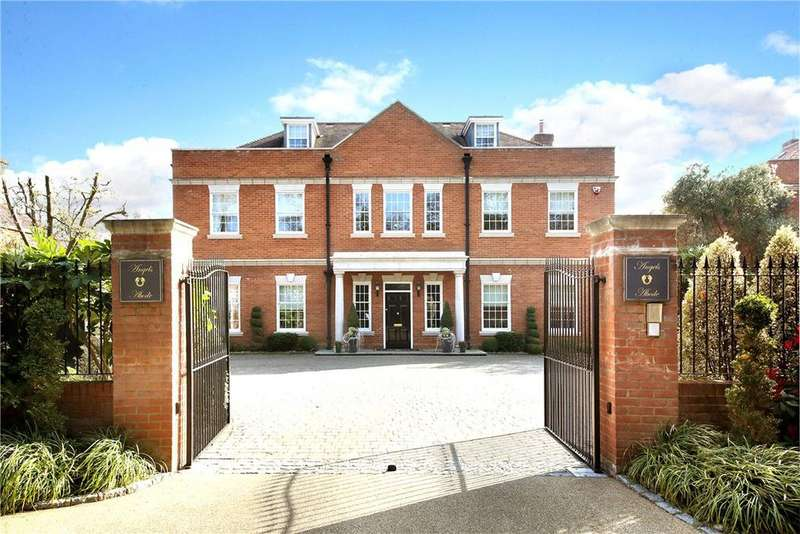 6 Bedrooms Detached House for sale in Cheapside Road, Ascot, Berkshire, SL5