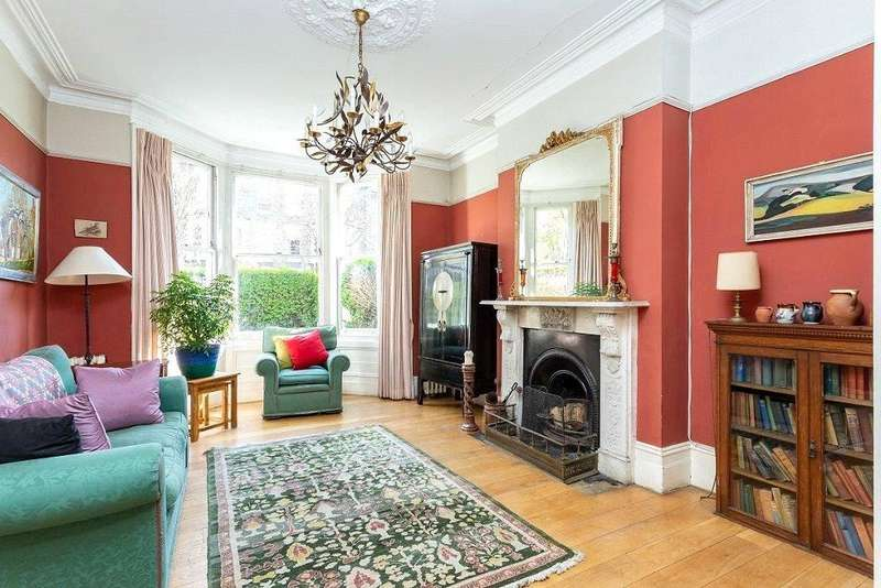 5 Bedrooms End Of Terrace House for sale in Lady Somerset Road, London, NW5